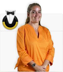 Gabriela Sebess - Directora e instructora en la escuela de gastronomía Mausi Sebess