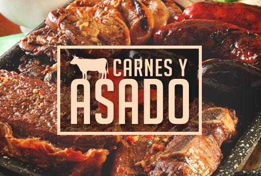 Carnes y Asado Argentino