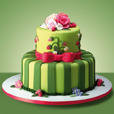 Cake Design  Curso Corto