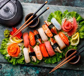 Sushi – Intensivo de Verano