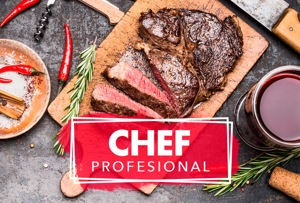 CHEF PROFESIONAL