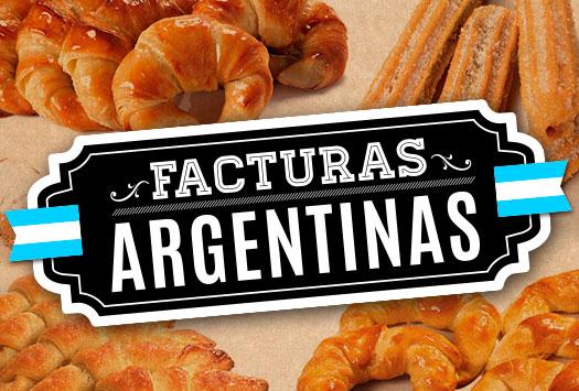 FACTURAS ARGENTINAS – INTENSIVO