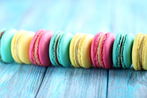 Macarons – Intensivo de Verano