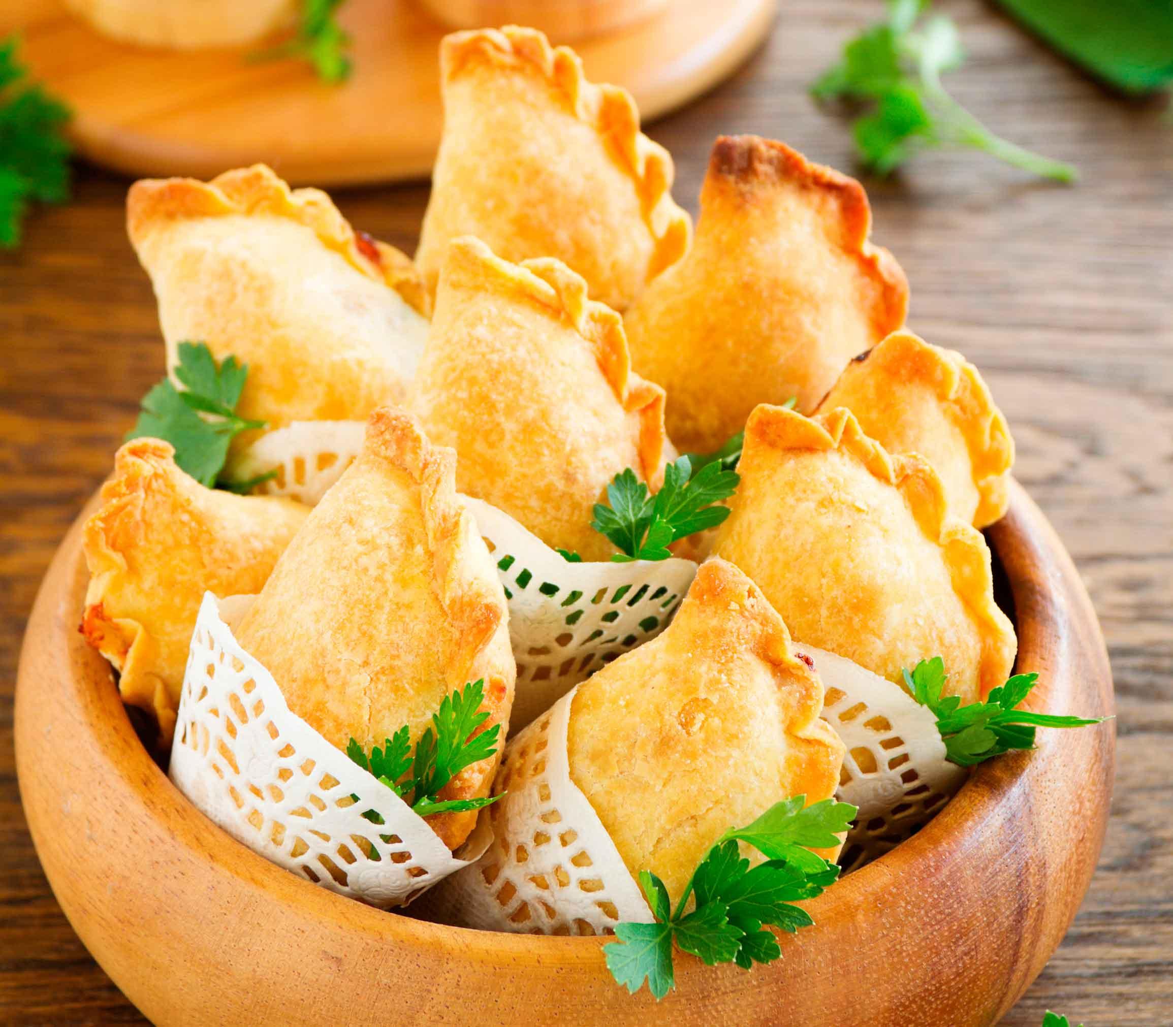 (ESP) Empanadas