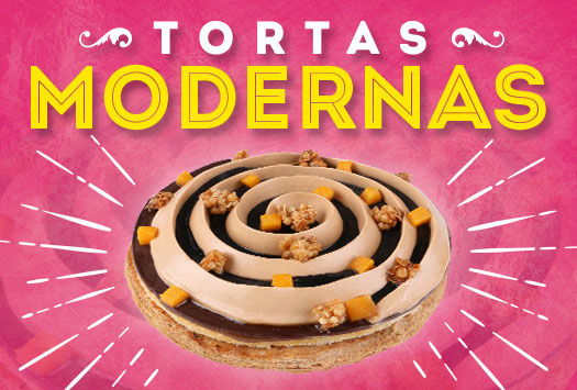 TORTAS MODERNAS – INTENSIVO