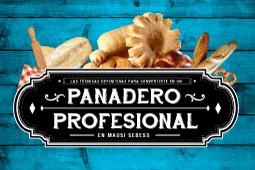 PANADERO PROFESIONAL INTENSIVO
