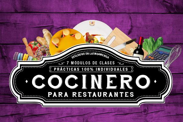 Cocinero para Restaurantes