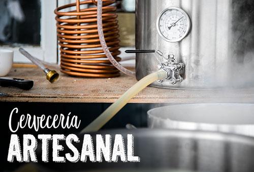 CERVECERÍA ARTESANAL – MASTER BREWER