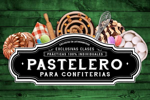 PASTELERO PARA CONFITERÍAS
