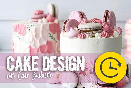 CAKE DESIGN INTENSIVO