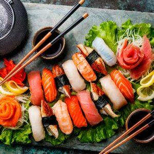 Curso Corto de Sushi OnLine - Mausi Sebess