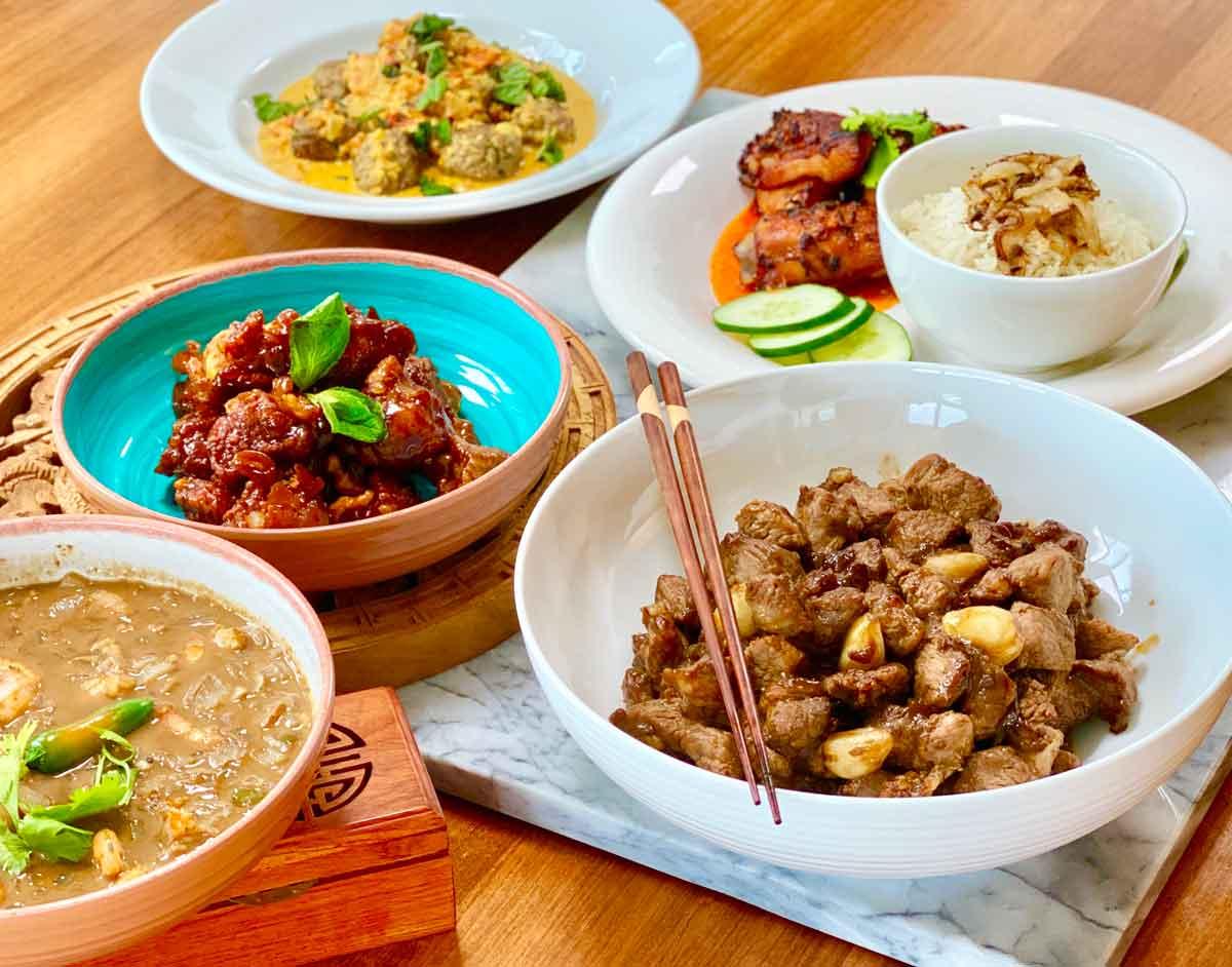 Cocina Asiatica Master Chef Mausi Sebess