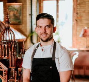 Ex alumno de Mausi, es el nuevo Chef del celebre restaurante W.A. Frost en Minnesota, EE.UU.