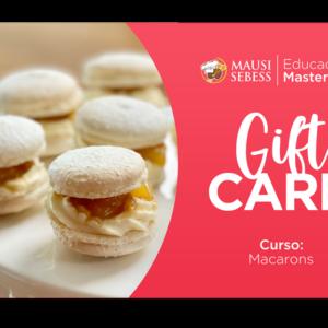 Gift Card Macarons